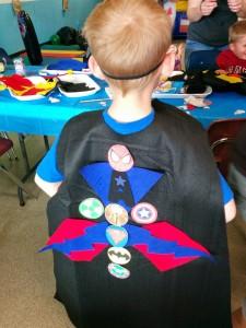 Superhero Party 42
