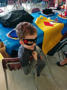 Superhero Party 43