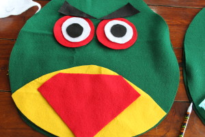 Angry Bird Pillows 10
