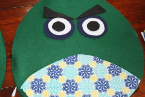 Angry Bird Pillows 11