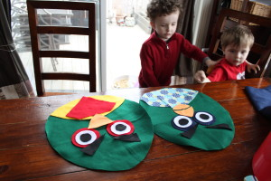 Angry Bird Pillows 12