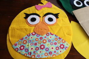 Angry Bird Pillows 15