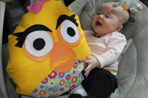 Angry Bird Pillows 28