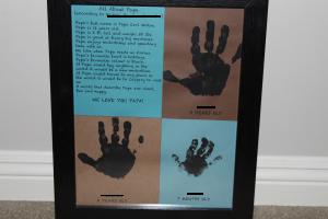 Handprint Keepsake 4