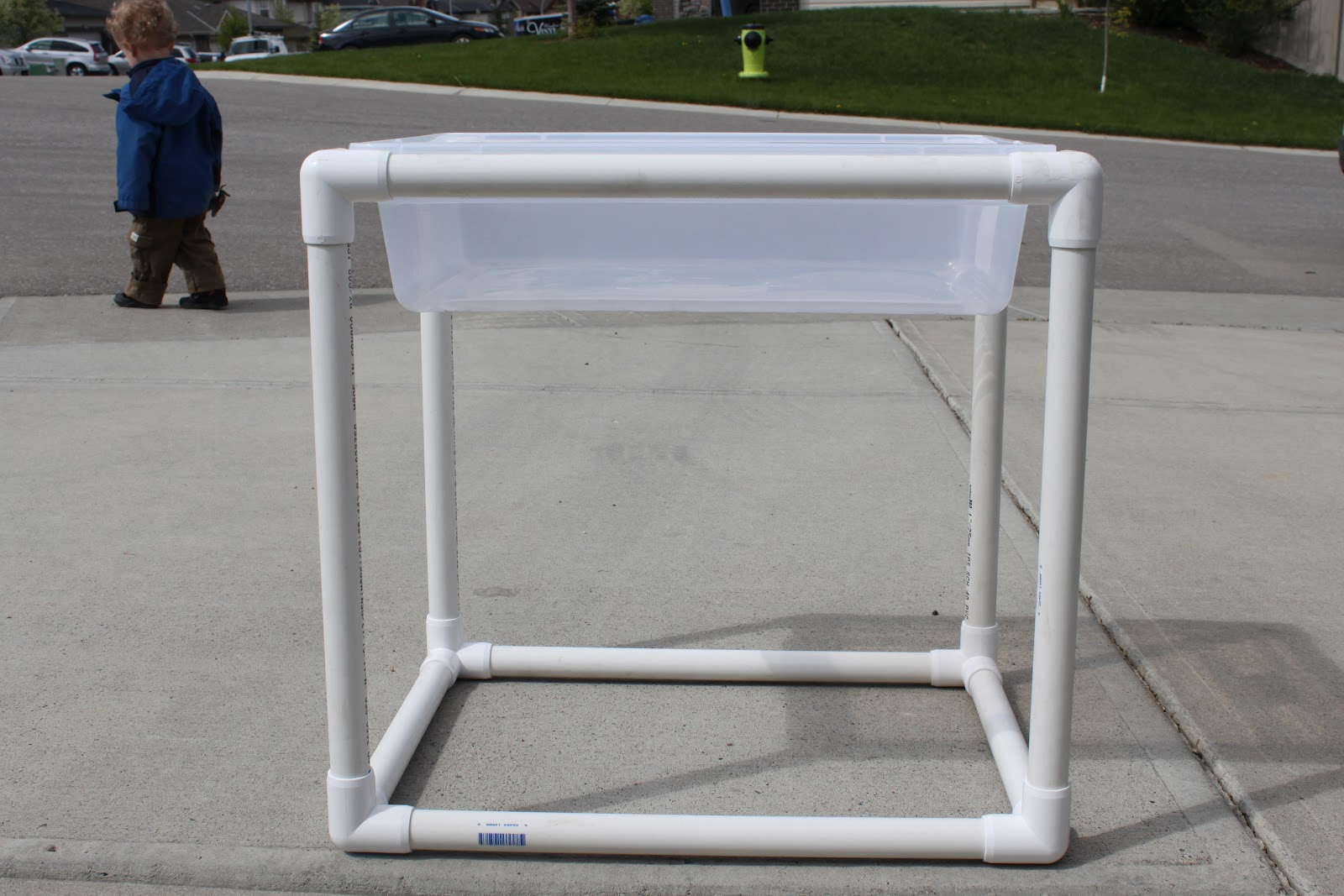 Water table for Diy sand and water table pvc